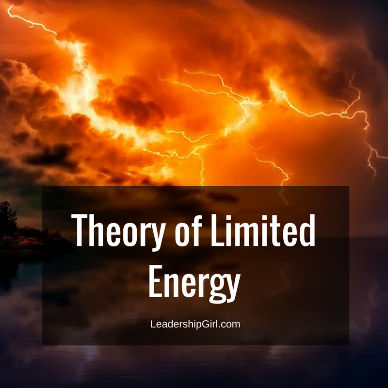 The Theory of Limited Energy