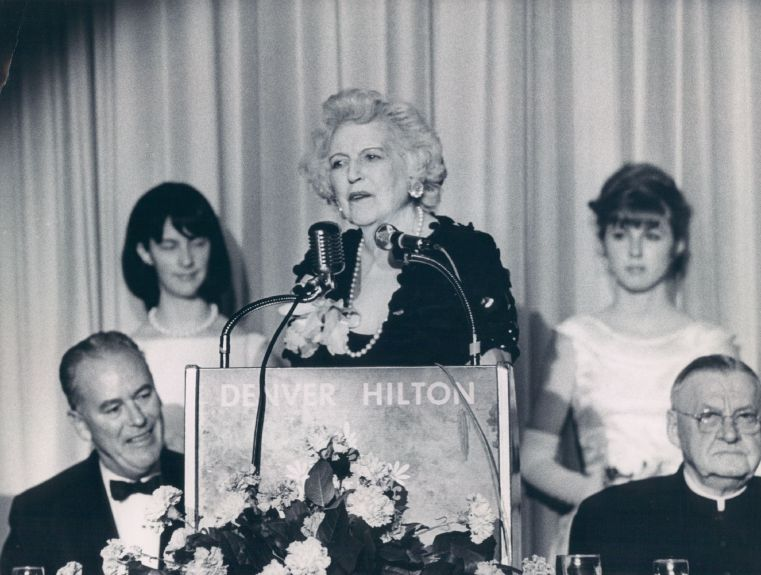 The History of Women in Leadership Positions: A Look at the Incomparable Life of Helen Bonfils 3