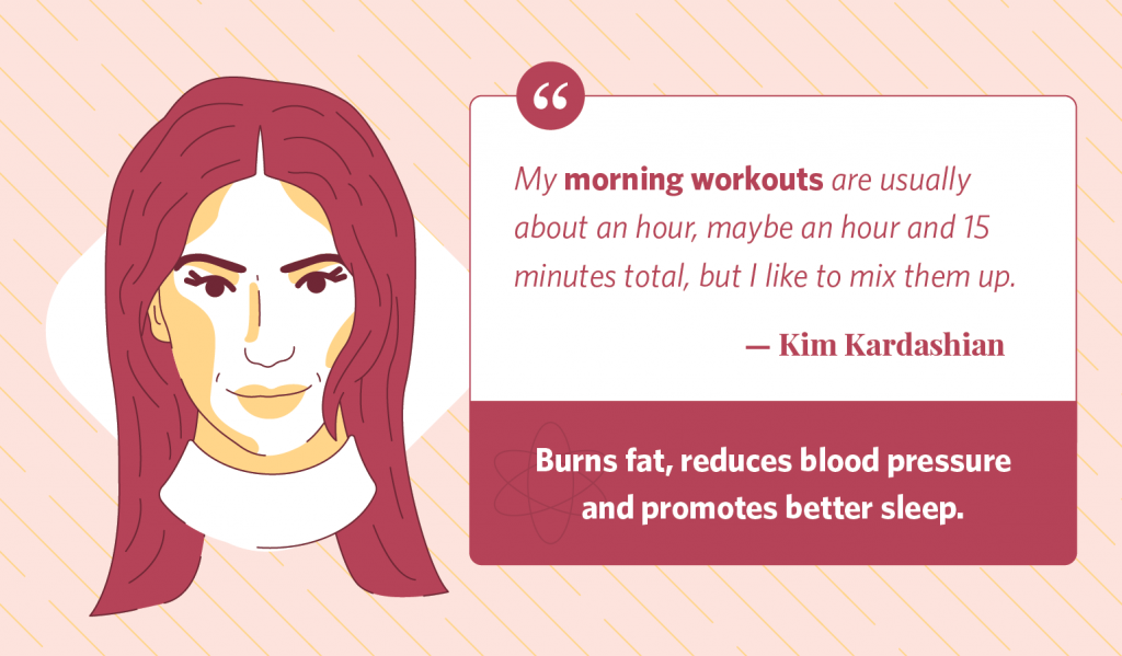 Celebrity Morning Routines to Maximize Your Productivity 3