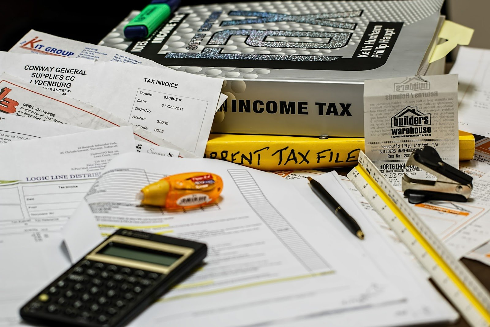 7 Tax Tips for Small Business & Entrepreneurs