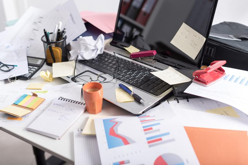 Helpful Tips to Help Keep Your Small Business Organized