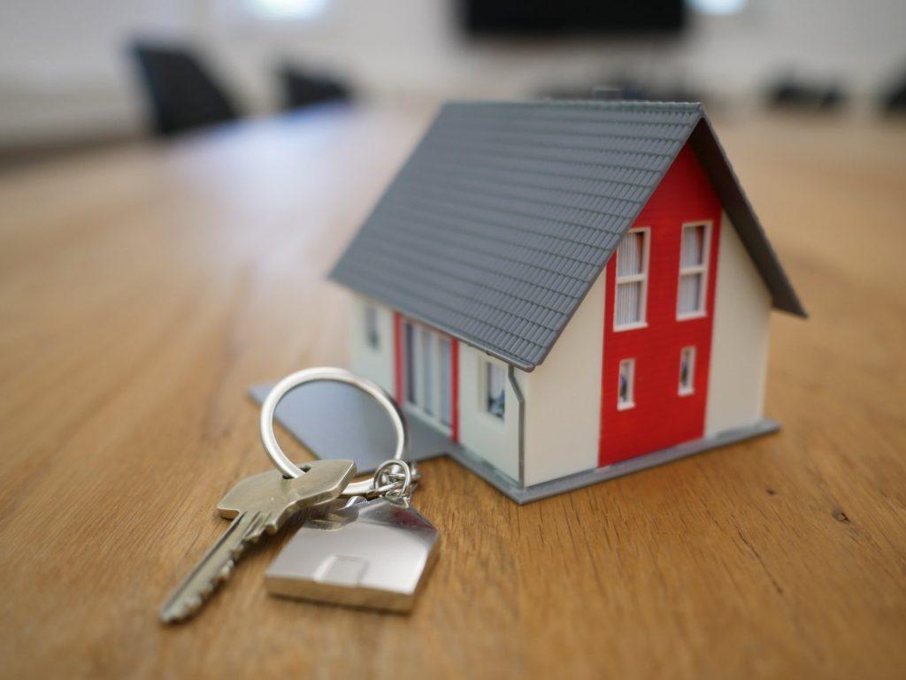 Keys and Model House