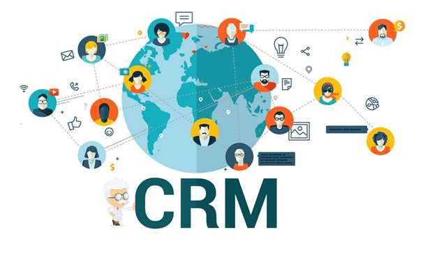 CRM Connections Graphic