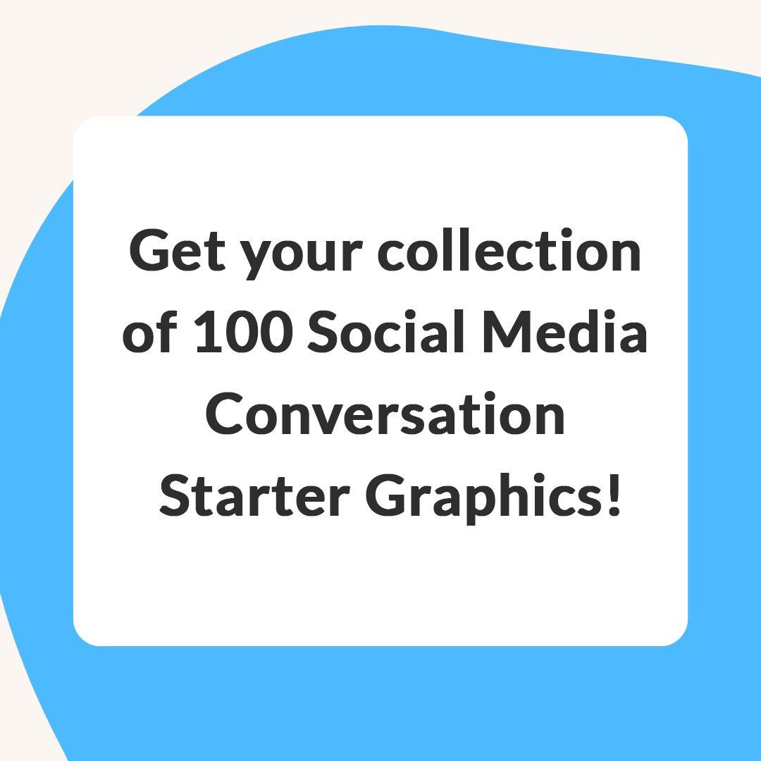 100 Favorite Social Media Conversation Starters for Better Engagement 3