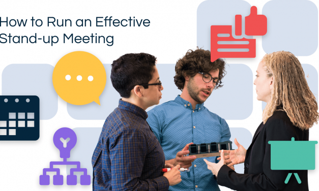 How to Run an Effective Stand-up Meeting