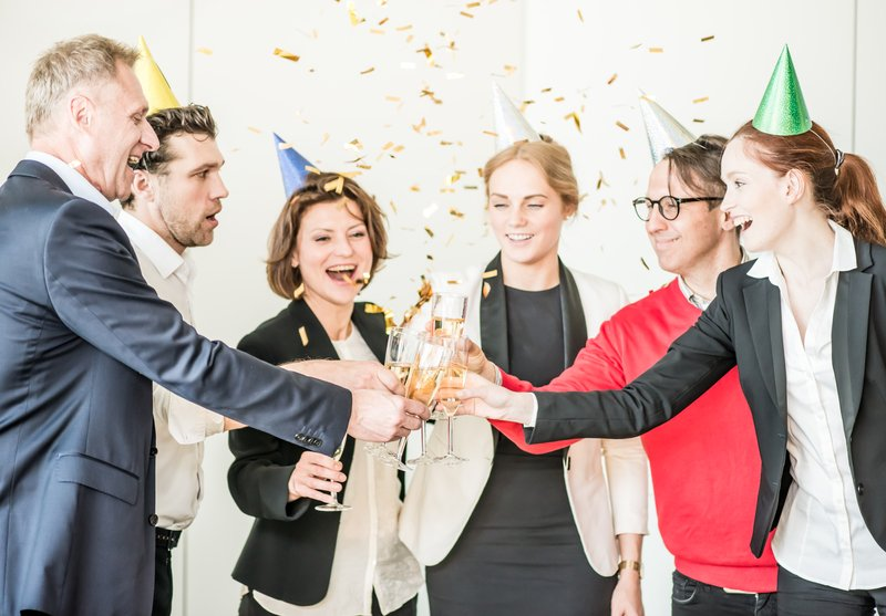 How to Host a Casual Company Party