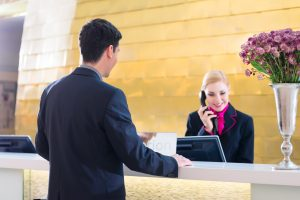 Front Desk Voice and Data Technology Solutions